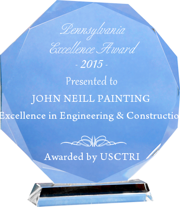 2015 Pennsylvania Excellence Award in Engineering & Construction