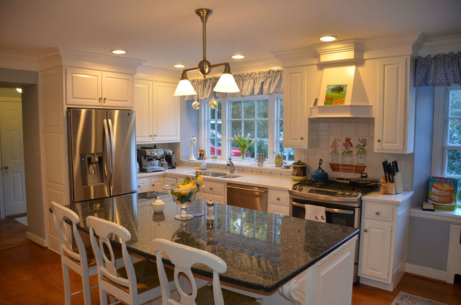 Kitchen Cabinet Refinishing Philadelphia & The Main Line by John Neill Painting & Decorating