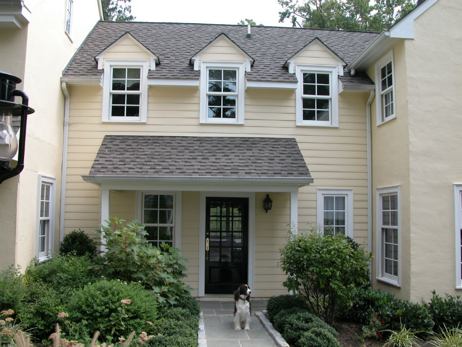 Exterior Spring Cleaning with Pressure Washing and Painting with John Neill Painting & Decorating in Philadelphia & The Main Line