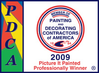 PDCA's PIPP Award for Excellence in Painting