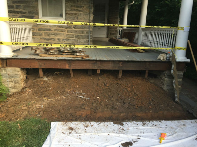 Porch Remodeling in Philadelphia & The Main Line