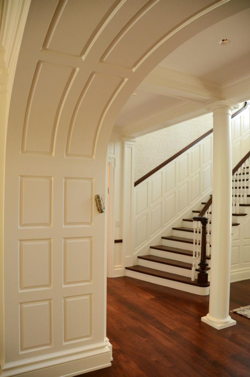 Custom home painting services in Philadelphia
