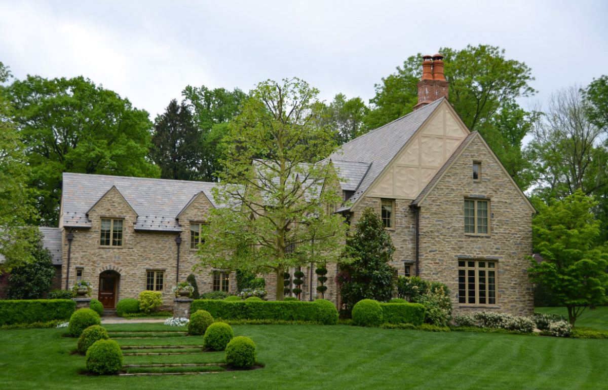 Elite home painting by John Neill Painting and Decorating of Philadelphia