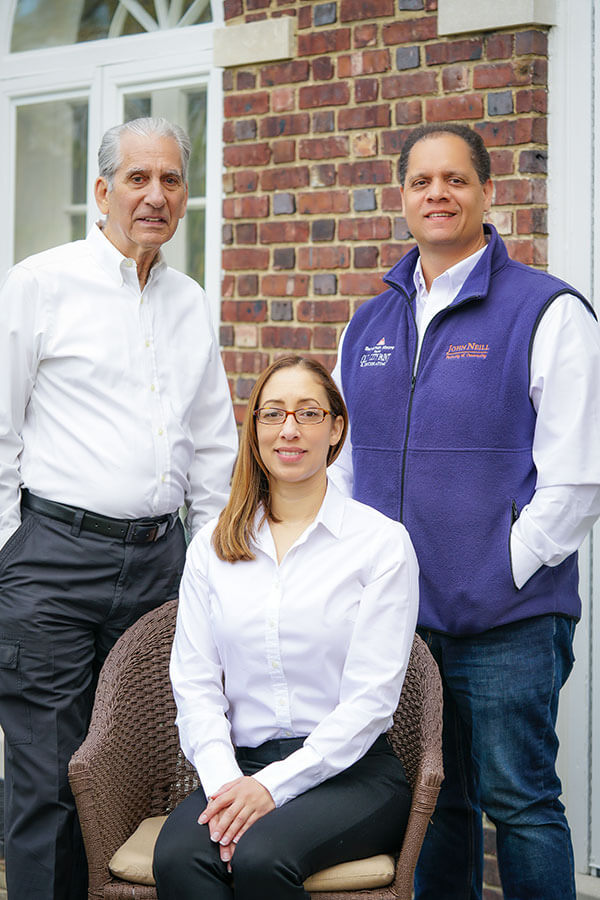 John Neill Painting & Decorating is a high-quality residential painting company and family owned business.