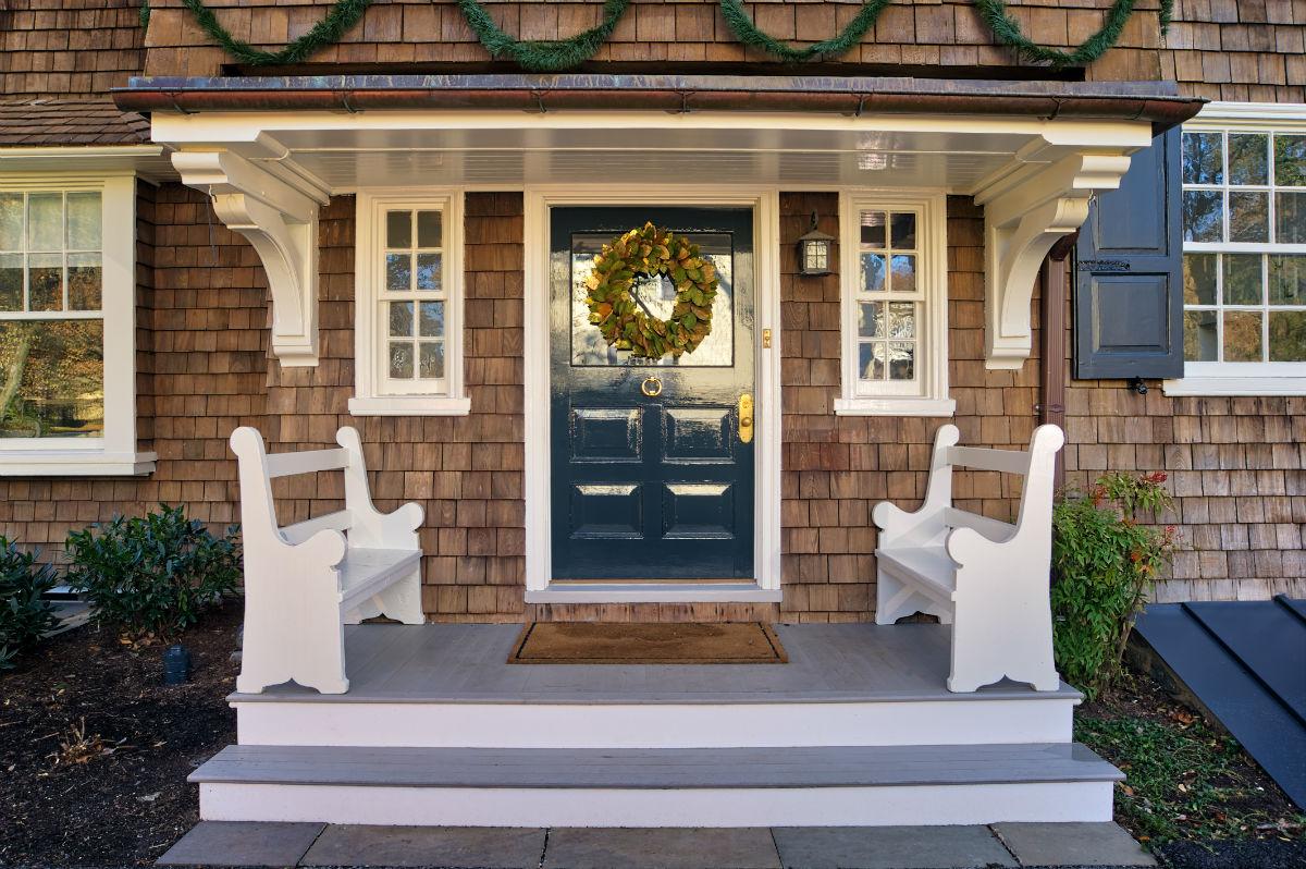 Historic home restoration work by John Neill Painting & Decorating of Philadelphia
