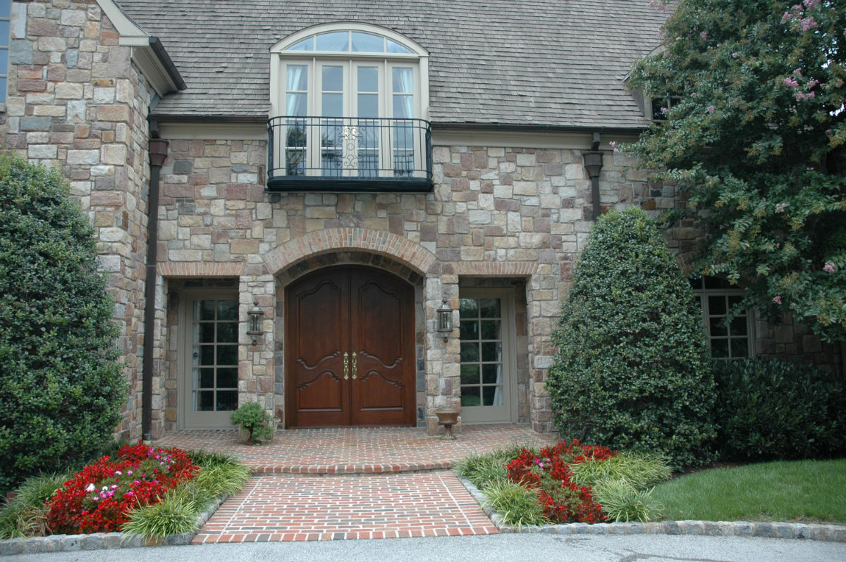 Custom Stained Front Doors by John Neill Painting & Decorating of Philadelphia