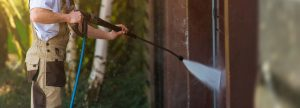 Professional pressure washing service in Philadelphia and the Main Line ~ John Neill Painting & Decorating.
