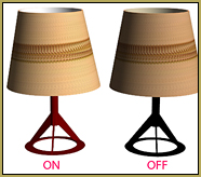 Download Reggie's Table Lamp Accessory from LearnMMD.com's Downloads page!
