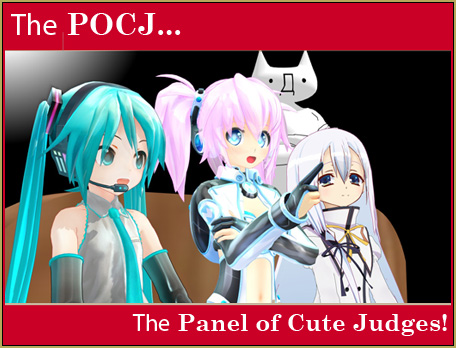 The POCJ's confer on the quality shown by MMDers on YouTube.