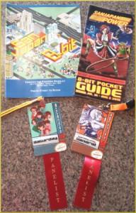 San Japan Badge Program