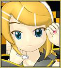 """Hey, Rin... Knock-knock! """":o)."""
