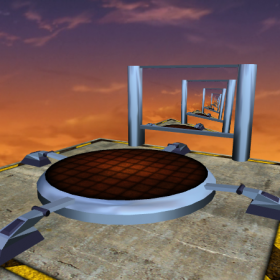 Build your own stage for MMD using Blender!