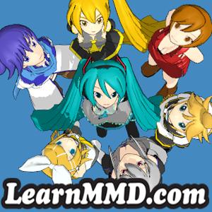 LearnMMD.com _ MikuMikuDance MMD Tutorials