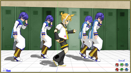 My MMD Smooth Criminal video was looking good... but I wanted more!
