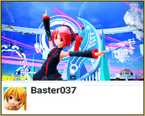 MMD Projct source. Baster037 features bright colors and cute models.