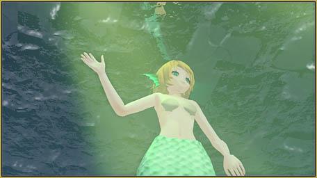 """the ikUnderwater effect lets you """"film"""" underwater in MMD."""