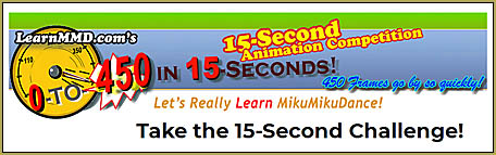 Visit Zero-to-450.com to REALLY Learn MikuMikuDance!