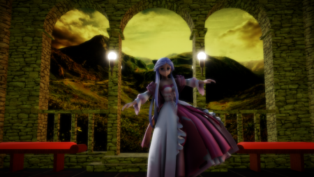 Ray-MMD creates amazing-lit scenes... so realistic... MORE than realistic!