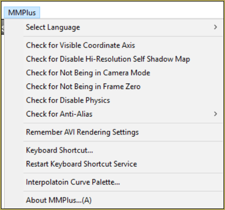 MMPlus has many safeguards that will save you time as you work with MMD.