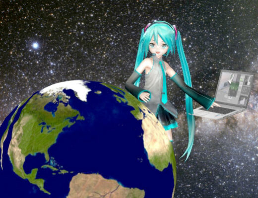 MMD Rotate object 360-degrees part 2