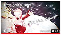 Video Dojo Expo 2 - Hand for Mrs. Claus!
