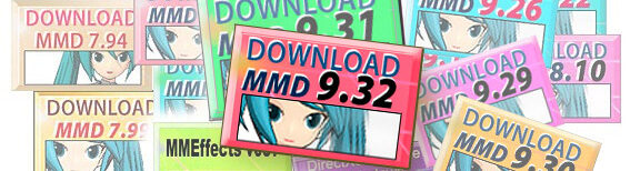 Learn MikuMikuDance – MMD Tutorials – Free 3D Animation Software