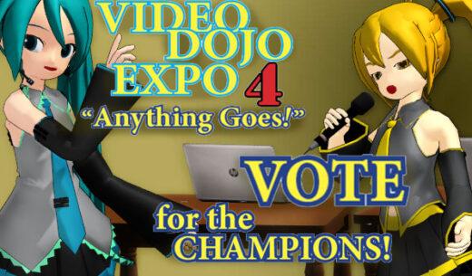 LearnMMD's Video Dojo Expo Competition