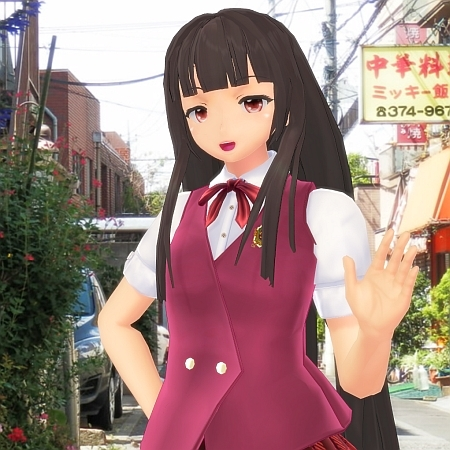 """Making JRPG style scenes in MMD, get the """"look"""" of a Japanese RPG game in MikuMikuDance."""