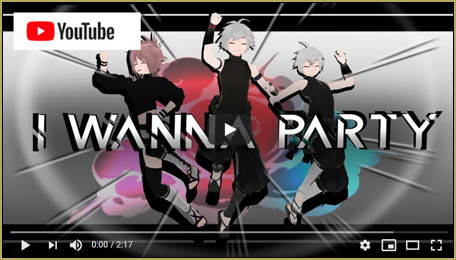 """MMD Project """"I WANNA PARTY!"""" features great motion files by o Savvy o"""