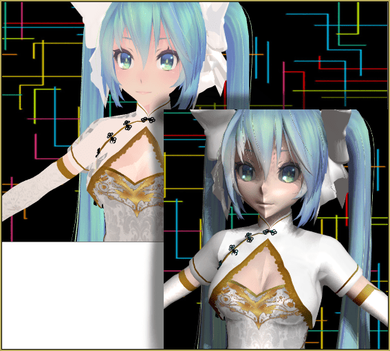 Older MME Shaders work well. THIS is Real Material Shader... so nice!