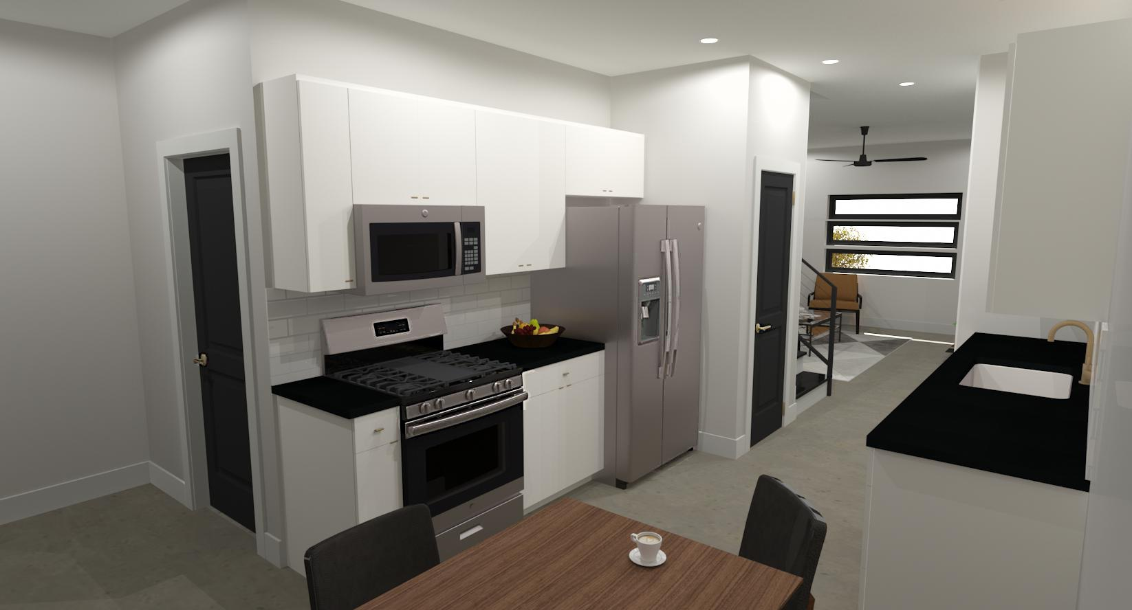 Kitchen Range Final WH_ Gold