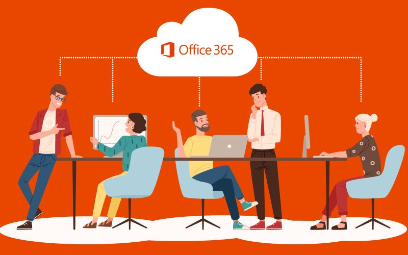 Microsoft Office 365 - Connecting Office work
