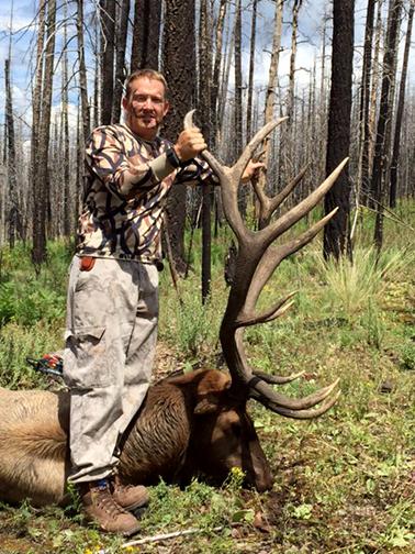 Chris Smith NV 365 Archery