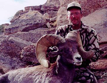James Daubendiek Iowa NM Deserty Bighorn 176 3 8th B&C