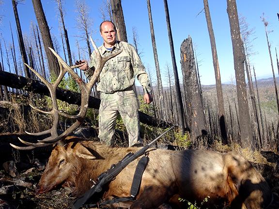 Rifle Elk 010