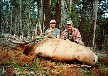 Thomas Kaut WA Gila Wilderness 301 B & C
