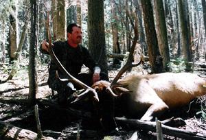 alan kalkhoven OR 6x6 archery bull