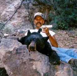 dan ankney Jr MI bear Gila national forest