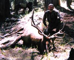 dan lambert FL 6x6 Gila wilderness