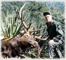 jim williams TX 5x5 rifle gila national