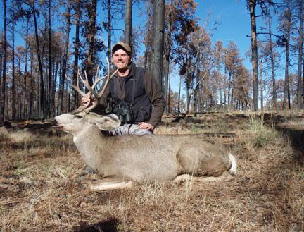 john boles TX 4x4 mule deer