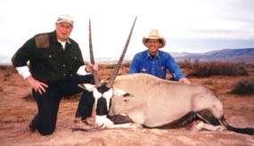 mike parkowski DE oryx guide tom simpson