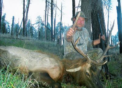 steve deardorff PA gila wild 4x5 rifle