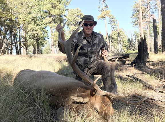 Tim O'Krongley, TX Rifle bull