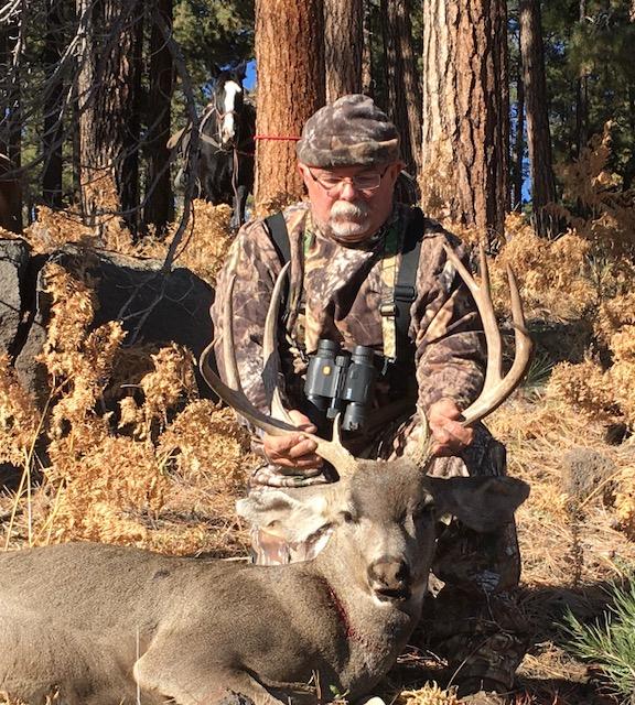 Robert McGarity, TX. 3x4 Rifle Mule Deer