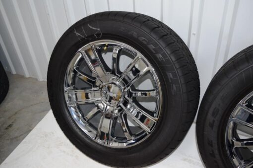 chevy high country wheels