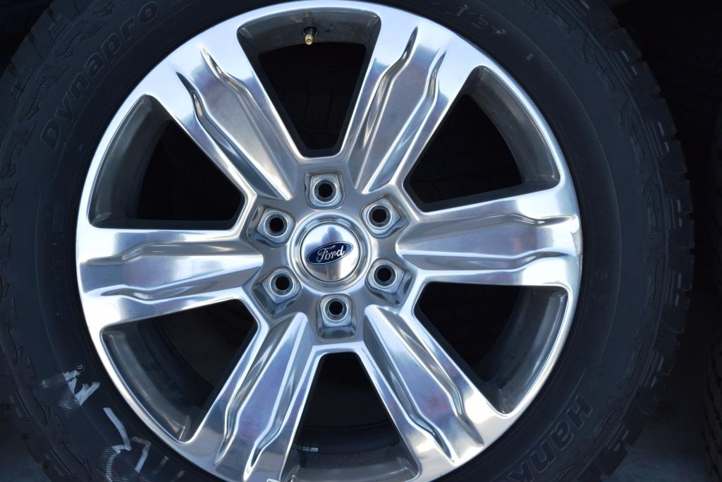 Ford F150 Platinum Wheels OEM Factory Rims