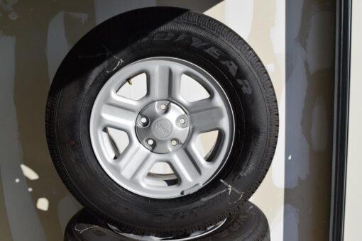 jeep 16 inch oem wheels