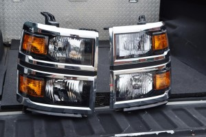 2014 2015 Chevrolet silverado headlights