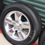 dodge ram 1500 20 inch chrome wheel
